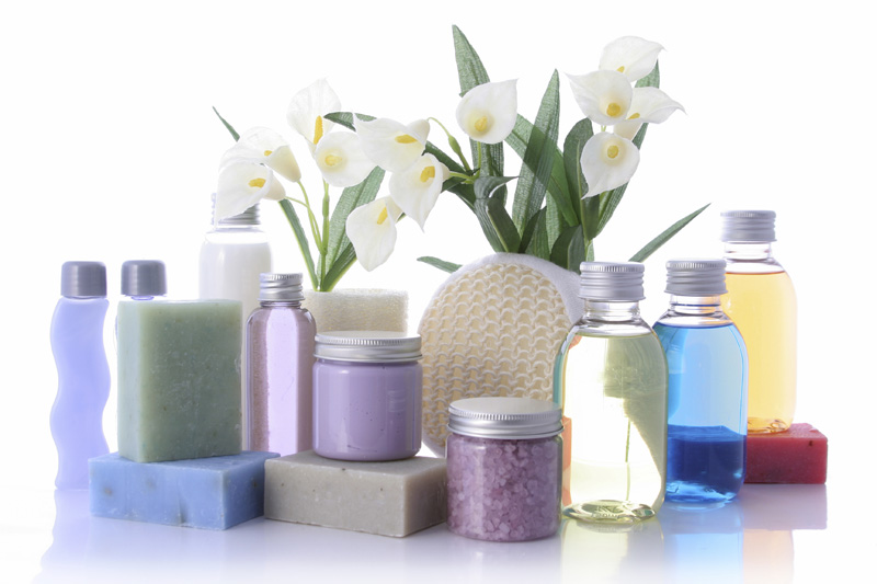 cosmetic equipment cleaning detergents